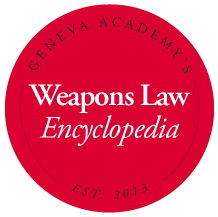 Weapons Law Encyclopedia